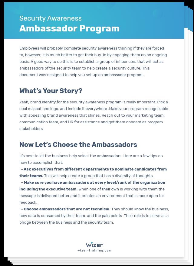 Ambassador Program thumbnail